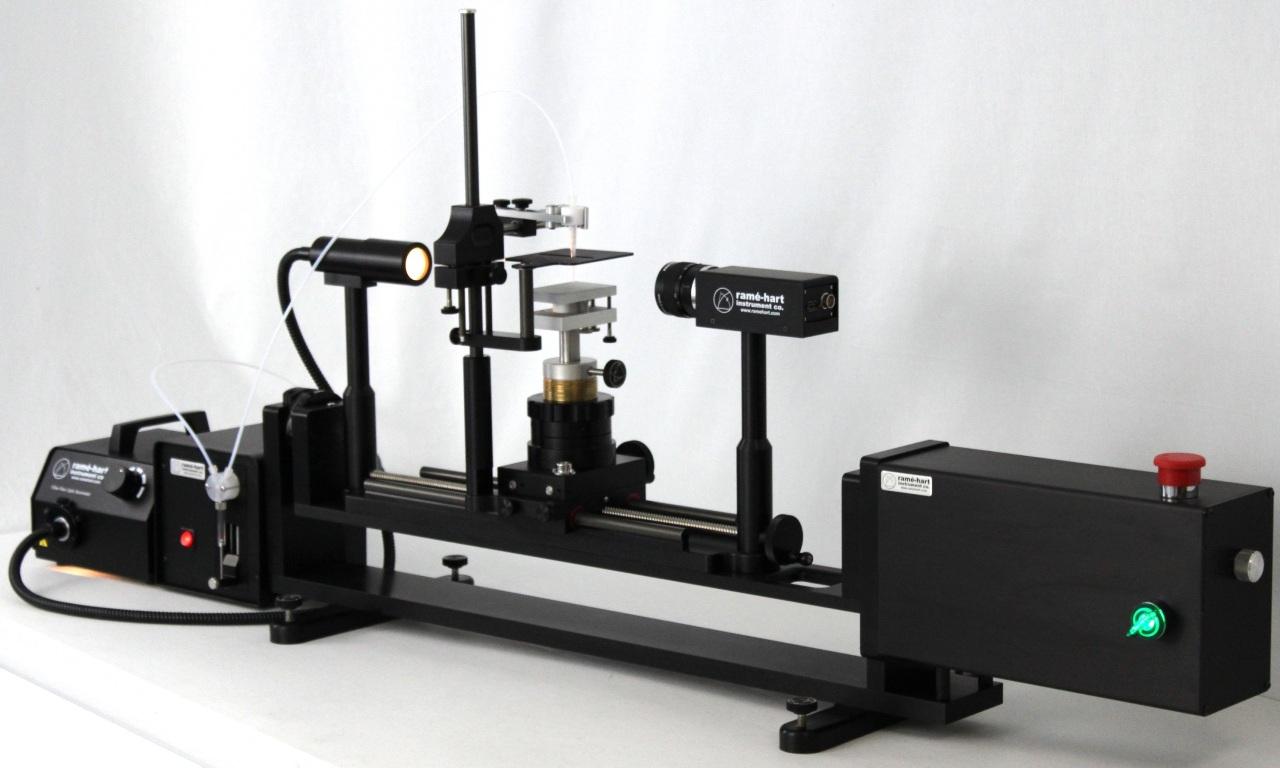 Ram hart goniometertensiometer model 590 click for large version mozeypictures Images